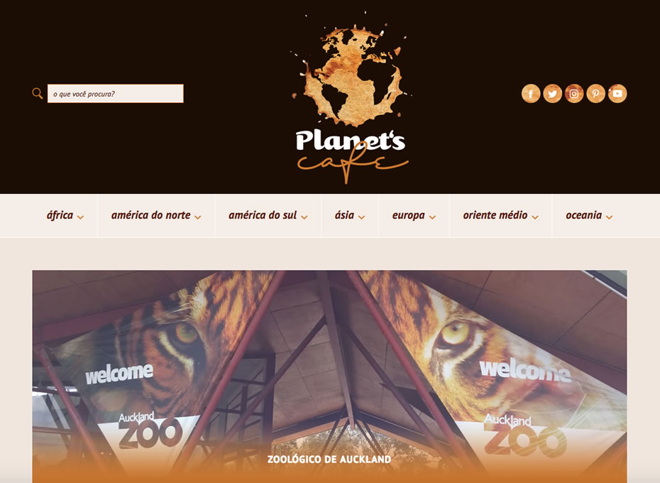 Planet's Cafe