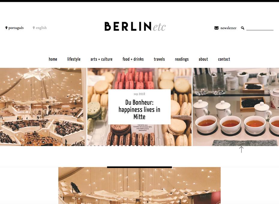 Berlin ETC