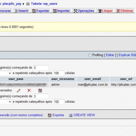 Mudando o Login no WordPress